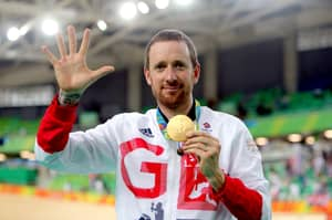 Bradley Wiggins Has Lost His Latest Gold Medal