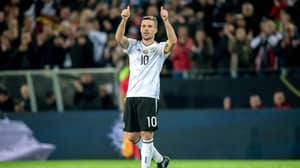 Lukas Podolski Confirms He's Found Himself A New Club