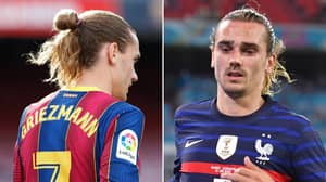 Antoine Griezmann Could Head To The Premier League This Summer In Shock Loan Transfer