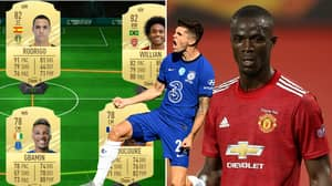 FIFA 21: The Most Overpowered Premier League Ultimate Team Has Been Revealed