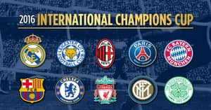 Here's The Value Of Every Team In The International Champions Cup