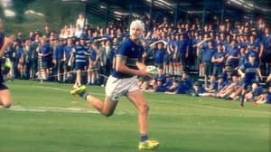 Kalyn Ponga's High School Rugby Highlights Prove Just How Good He Was As A Teenager