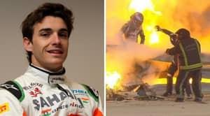 Jules Bianchi's Mother Gives Heartfelt Message After Romain Grosjean Survives Major F1 Crash