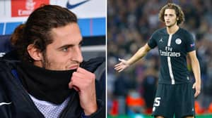 Adrien Rabiot's Mother Claims The PSG Midfielder Is Being Held Hostage