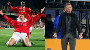 Julian Nagelsmann Plans To 'Slide Tackle' Ole Gunnar Solskjaer For Scoring THAT Goal Against Bayern Munich In 1999