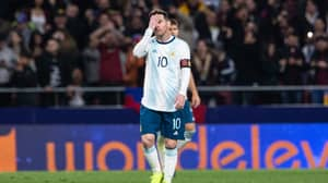 Lionel Messi Reveals His Son Asked Why The Press In Argentina Is 'Killing' Him