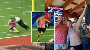 Super Bowl Mankini Streaker 'Won $374,000 From Betting On Himself'
