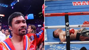 Manny Pacquiao Reportedly Floored Amir Khan In Sparring