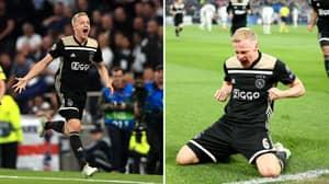 Donny Van De Beek Wants Move To Manchester United Or Spurs