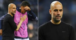 Pep Guardiola 'Should Apologise To Every Single Manchester City Player' For Costing Club Champions League