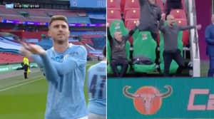 Manchester City Win Carabao Cup As Aymeric Laporte Punishes Tottenham