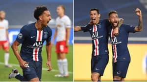 Paris Saint-Germain Beat RB Leipzig To Reach Champions League Final