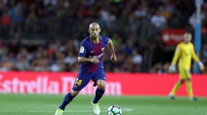 Javier Mascherano Set To Leave Barcelona After This Season