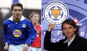 Mancini Tweets Tribute To Ranieri After Being Approached By Leicester City