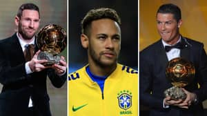 Brazilian Believes He's Better Than Lionel Messi And Cristiano Ronaldo