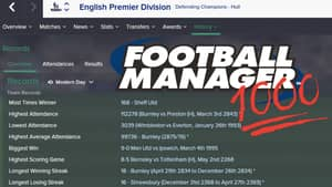 Someone Has Ran Football Manager For 1000 Years And Insane Things Have Happened