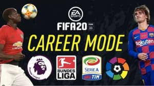 Every Premier League Club's Budget On FIFA 20 Career Mode
