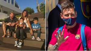Planes Can't Fly Over Lionel Messi's Luxurious House In Barcelona