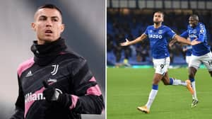 Dominic Calvert-Lewin Has Attributes To 'Be The Same' As Cristiano Ronaldo