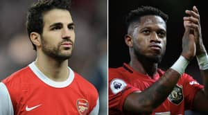 Cesc Fabregas' Tweet Praising Manchester United's Fred Goes Viral
