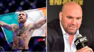 Dana White Fires Back At People Who Said Conor McGregor vs Donald Cerrone Was Fixed