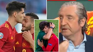 Alvaro Morata 'Cannot Play Another Minute' For Spain At Euro 2020 After TV Presenter's Scathing Attack