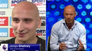 England Fans Are All In Agreement With Shearer On What He Said About Shelvey