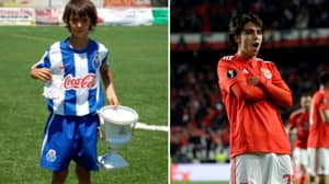 Joao Felix Was Released By Porto Due To 'Slight Frame' At The Age Of 15