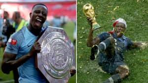 Benjamin Mendy Has Won Four Trophies In The Last 12 Months