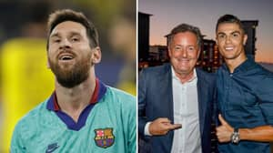 Piers Morgan Deleted A Tweet About Lionel Messi Being The GOAT