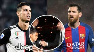 Lionel Messi On Cristiano Ronaldo: 'People Think The Rivalry Goes Beyond Football, But It Doesn't'