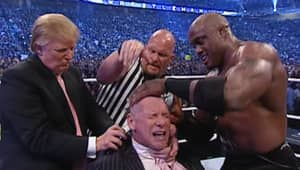 Throwback To The Time Trump And McMahon Had A 'Battle Of The Billionaires'