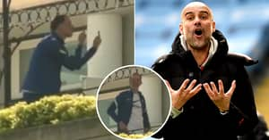 Thomas Tuchel Caught On Video Doing Hilarious Impression Of Pep Guardiola