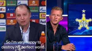 Sheriff Manager Ends Dirk Kuyt's Entire Career, He Said Club Don't Belong In The Champions League