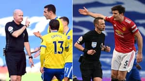 """""""Referees Are Bottling It And Using VAR As A Safety Net,"""" Says Mark Clattenburg"""