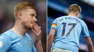 Kevin De Bruyne Demoted In Manchester City Captain List After Recent Player Vote