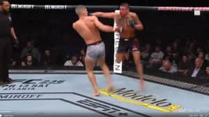 Anthony Pettis Knocks Out Stephen Thompson In UFC Nashville Main Event With Insane Superman Punch