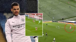 Outrageous Compilation Of Ederson's Passing Is Box-Office, He Could Genuinely Play In Midfield