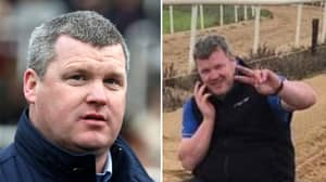 Horse Racing Trainer Issues Apology For Disgusting Photo Of Him Sat On A Dead Horse