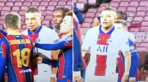 Kylian Mbappe Told Jordi Alba, 'In The Streets I'll Kill You' In Perfect Spanish