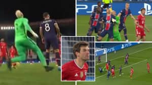 'Foul' On Keylor Navas Given Against Thomas Muller Is One Of The Worst Decisions In Recent History