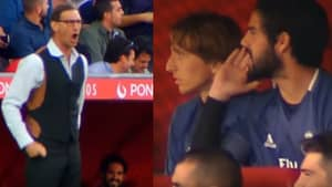WATCH: Isco Takes The Piss Out Of Tony Adams During Real's Victory Over Granada