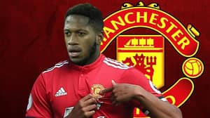 Manchester United Announce The Signing Of Fred Rodrigues