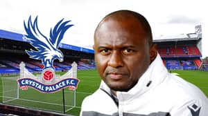 Crystal Palace Set To Appoint Patrick Vieira As New Manager
