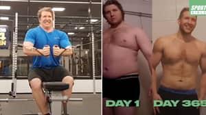 Skater Lad Undergoes Incredible Body Transformation After Online Trolls Fat Shamed Him
