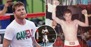 How Canelo Alvarez Was Knocking Out Full-Grown Men At 15 Years Old