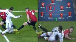Phil Jones' Amazing Performance Against Cristiano Ronaldo In 2013 Remembered