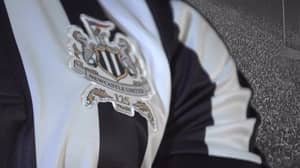 Newcastle United's New Home Kit Is A Very Classy Effort
