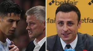 "Dimitar Berbatov Warns Ole Gunnar Solskjaer That Signing Cristiano Ronaldo Leaves Teammates ""Unhappy"""