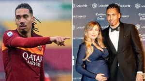 Roma Defender Chris Smalling And His Wife Claim They Witnessed UFO Last Night